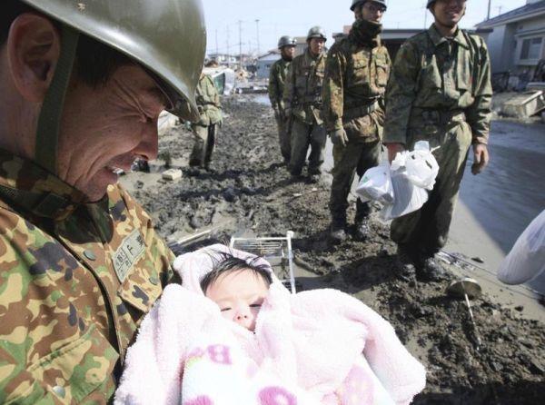bébé sauvé par Dieu