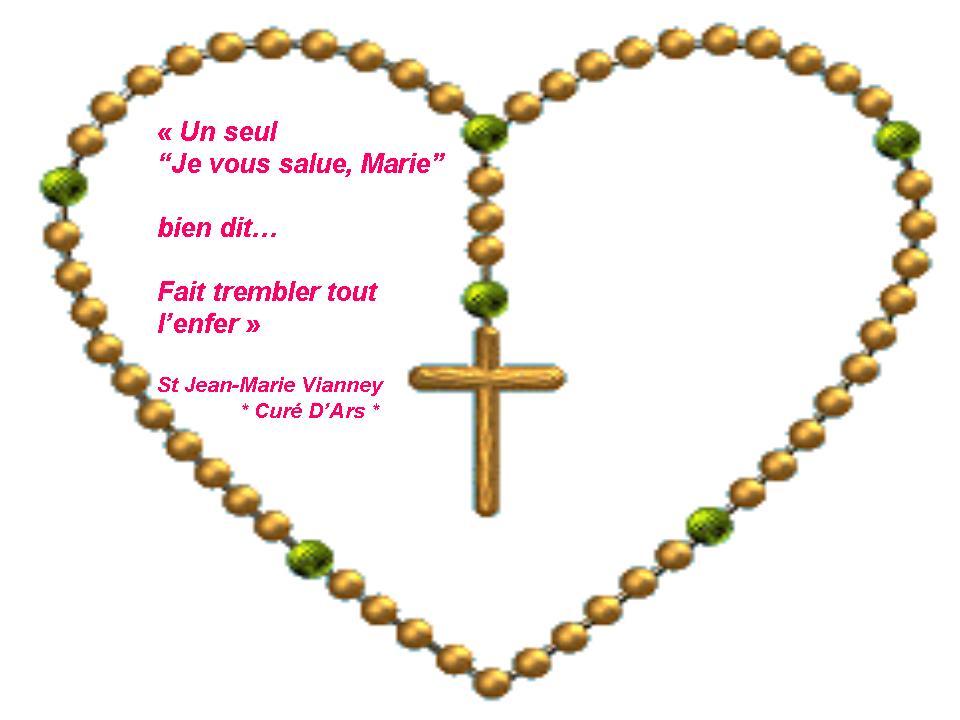 Top je vous salue Marie | *Messages-Prophéties-Par les Saints et les  FX11
