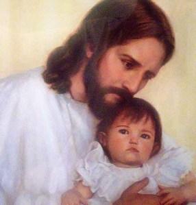 jésus et bébé