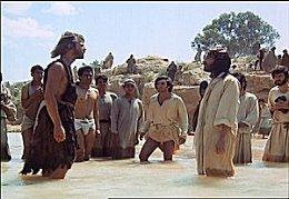 jesus et st jean baptiste