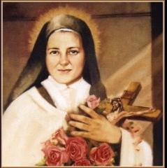 Ste Thérèse de l'Enfant Jésus