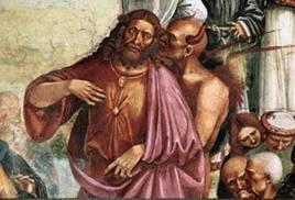jésus et satan