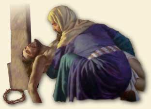marie jésus croix