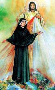Soeur Faustine Kowalska: Le « Grand Avertissement » précédant de la venue imminente de Jésus. Parousie Faustinejesus