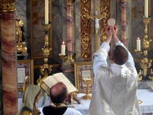 eucharistie-élévation