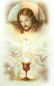 Un Évêque refuse de donner la Sainte Communion à ceux qui s'agenouillent pour recevoir Jésus ! 395823prcieuxsangdejsus