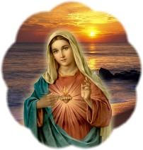 Résultats de recherche d'images pour «Le Coeur Immaculé de Marie»