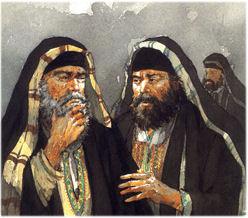 Vous-Pharisiens...hypocrites