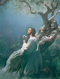 Christ---Gethsemane-1---Harry-Anderson