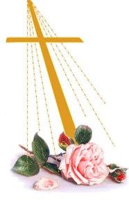 croix-rose