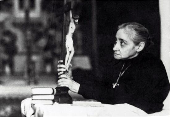 « Les désordres dans le monde et dans l'Église sont causés par leurs chefs » (Parole de Jésus à Luisa Piccaretta) Luisa_piccarreta