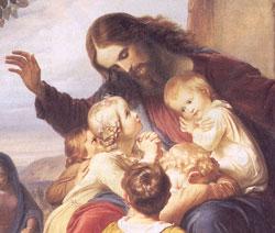 jesus-enfants