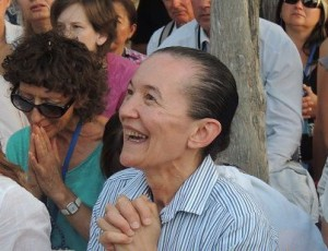 medjugorje-visionary-seer-veggente-vicka-ivankovic-mijatovic-apparition-garden-gethsemane-august-22-agosto-2013-israel-holy-land-pilgrimage-maranatha-300x230
