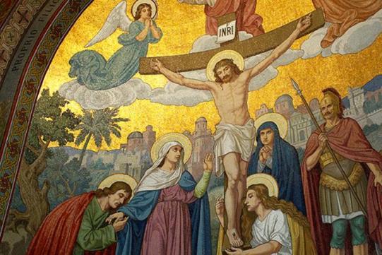 christ-croix-lourdes