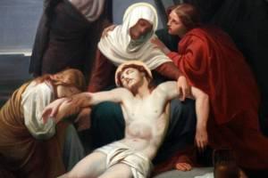 jésus mort
