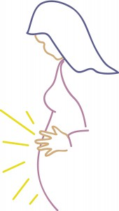 Mary-Pregnant-with-Jesus-Color-170x300