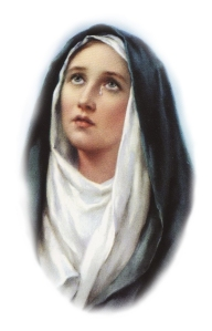 Sexe, drogue et idoles : La Vierge Marie met en garde les jeunes... Pleurde-maria