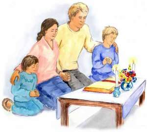 Aujourd'hui 22 Juillet : Nous fêtons Sainte Marie-Madeleine Priere-en-famille