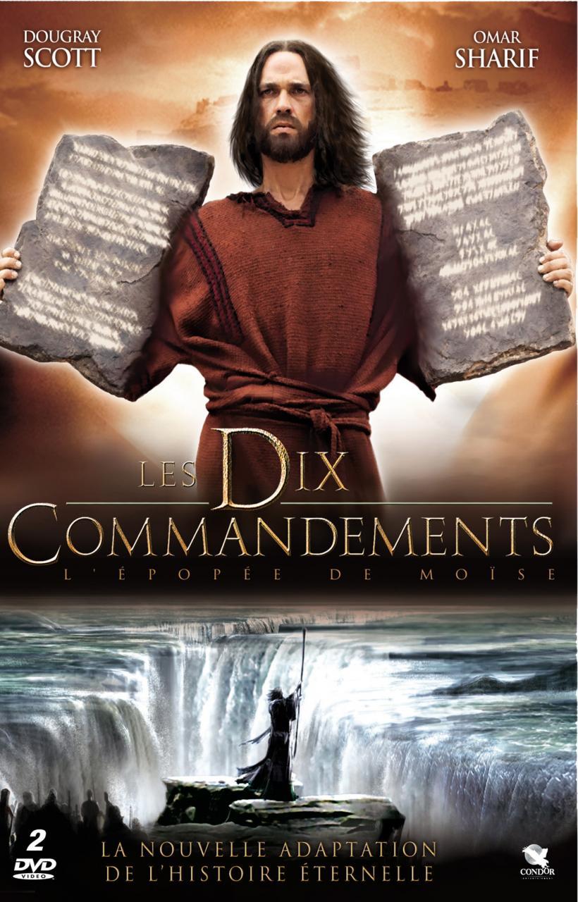 les dix commandements film 1956 en francais