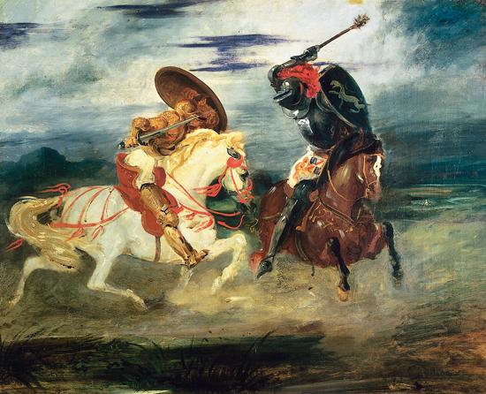 1311002-Eugène_Delacroix_Combat_de_chevaliers_dans_la_campagne