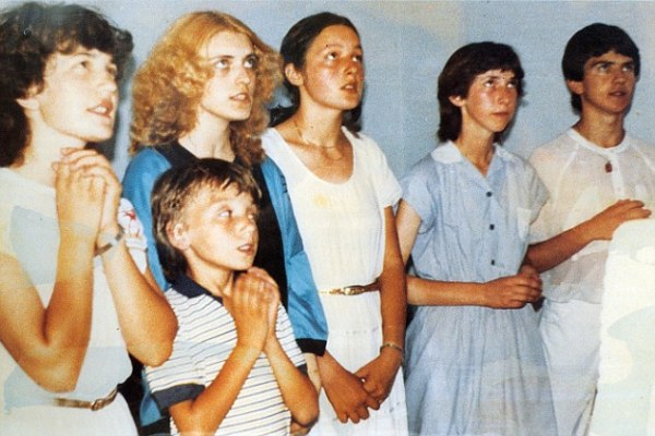 Medjugorje Early apparition