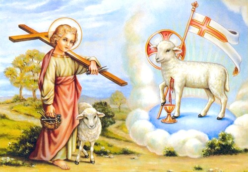 AGNEAU-JESUS