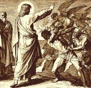 Sexe, drogue et idoles : La Vierge Marie met en garde les jeunes... Jesus-et-les-dc3a9mons