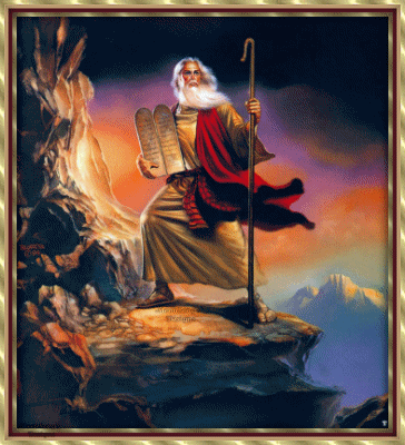 commandement de dieu