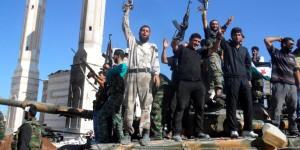 Assads Truppen auf dem Rückzug