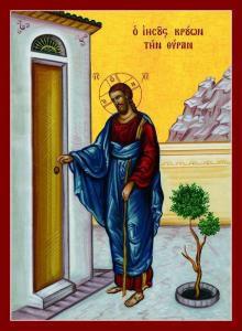 Sexe, drogue et idoles : La Vierge Marie met en garde les jeunes... Christ-porte