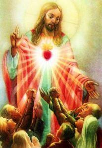 la Bénédiction du prêtre Jc3a9sus54