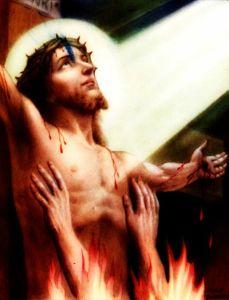 jesus purgatoire