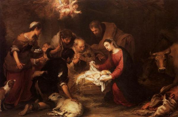 lexique sur la prière; ajoutez vos citations... - Page 16 Adoration-des-bergers-1668