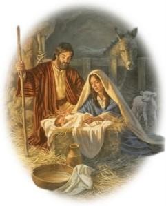 Message du Père James Manjackal pour Noël et la Nouvelle Année... Creche