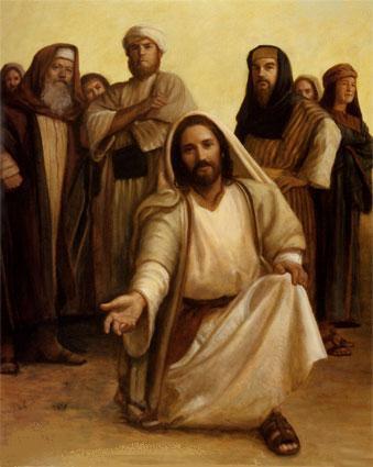 Jésus mendie notre temps, notre amitié et notre confiance