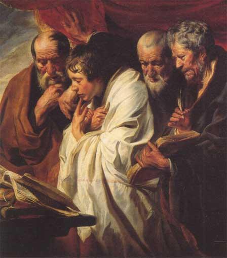 JordaensEvangelistes