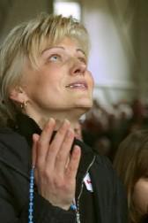 Mirjana de Medjugorje