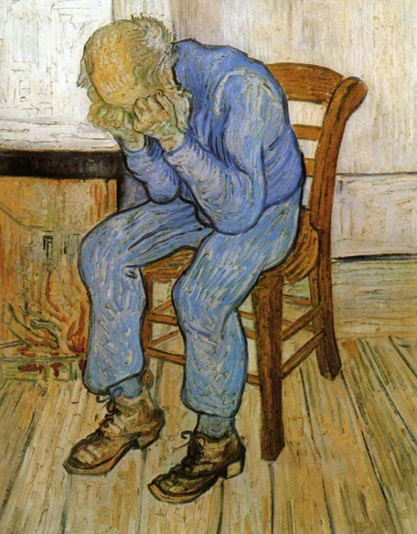 souffranceVincent_van_Gogh_-_Old_Man_in_Sorrow_(On_the_Threshold_of_Eternity)