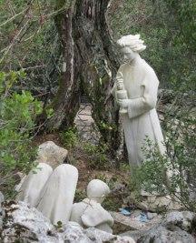 Résultats de recherche d'images pour «Chemin de croix des enfants de Fatima.»