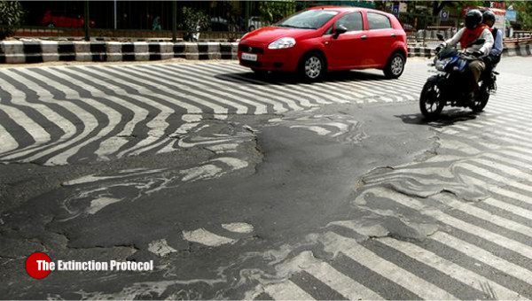 india-heatwave-roads-melt