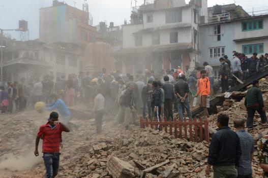 népal séisme 12 mai 2015-2