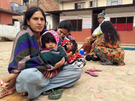 népal séisme 12 mai 2015