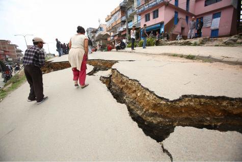 népal séisme