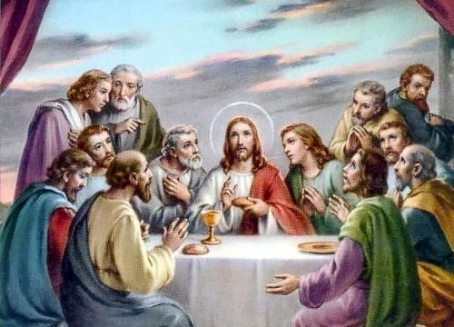 Découverez comment on célébrait la Sainte Eucharistie au fil des siècles... Cc3a8ne1