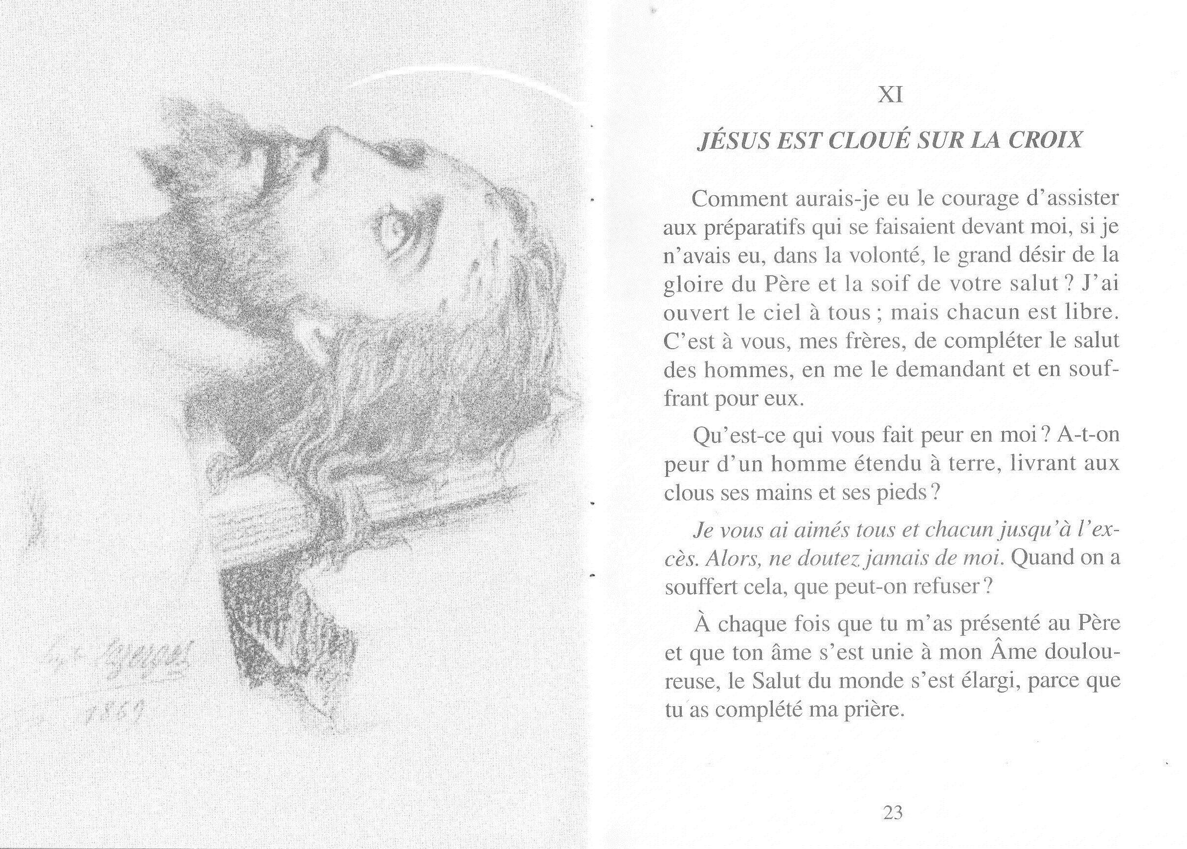 Chemin de croix en images 2 messages proph ties par les saints et les pr - Comment bien decongeler du pain ...