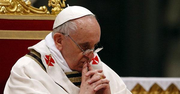 pape- 25 mars 2015
