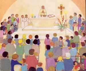 Bonne Fête de la Toussaint à Tous ! Que Dieu soit Béni ! Messeenfantnonne