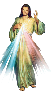 jésus miséricorde-cénacle