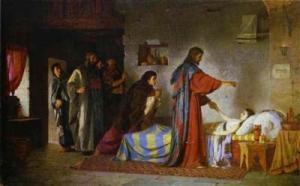 jesus guerisseur