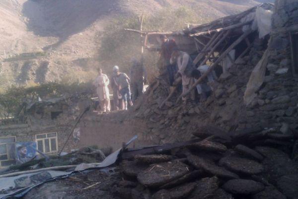 séisme afghanistan 26 oct 2015